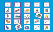 Sound Sorting with Picture Cards-Blends & Digraphs