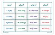 Instant Sentence Kit