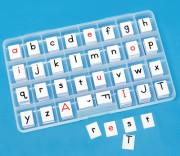 2-Sided Alphabet Letter Tiles