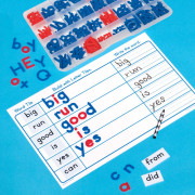 First Words Practice Kit