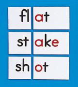 Letter Cluster Tiles