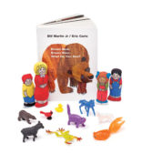Brown Bear Book and Objects